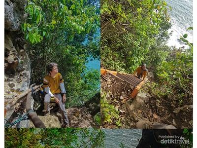 Wisata Adrenalin di Goa Langse Yogya yang Kamu Belum Tahu
