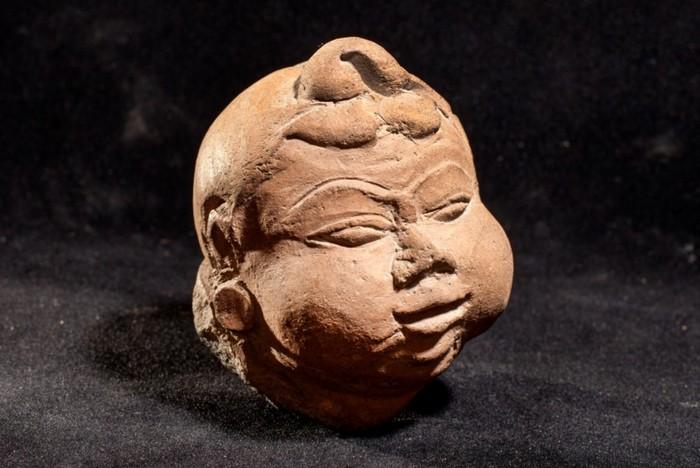 Artefak di Mandala Majapahit UGM