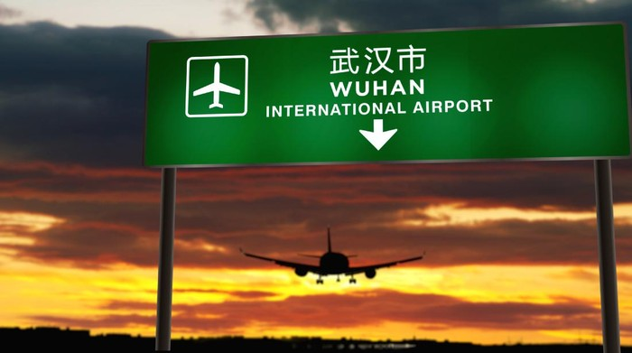Bandara Wuhan