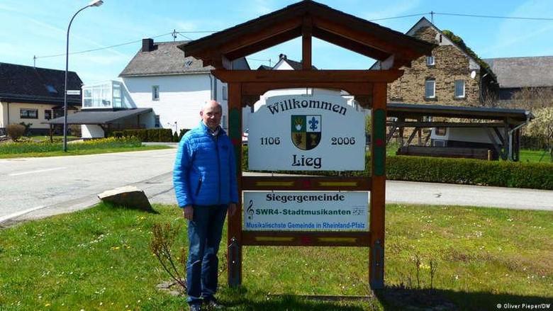 Desa nol kasus COVID-19 di Jerman.