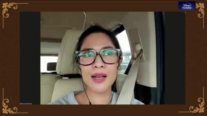 Dian Sastro di Acara Dari Kartini untuk Indonesia