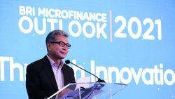 BRI Kejar Porsi Kredit Mikro Hingga 45% pada 2025