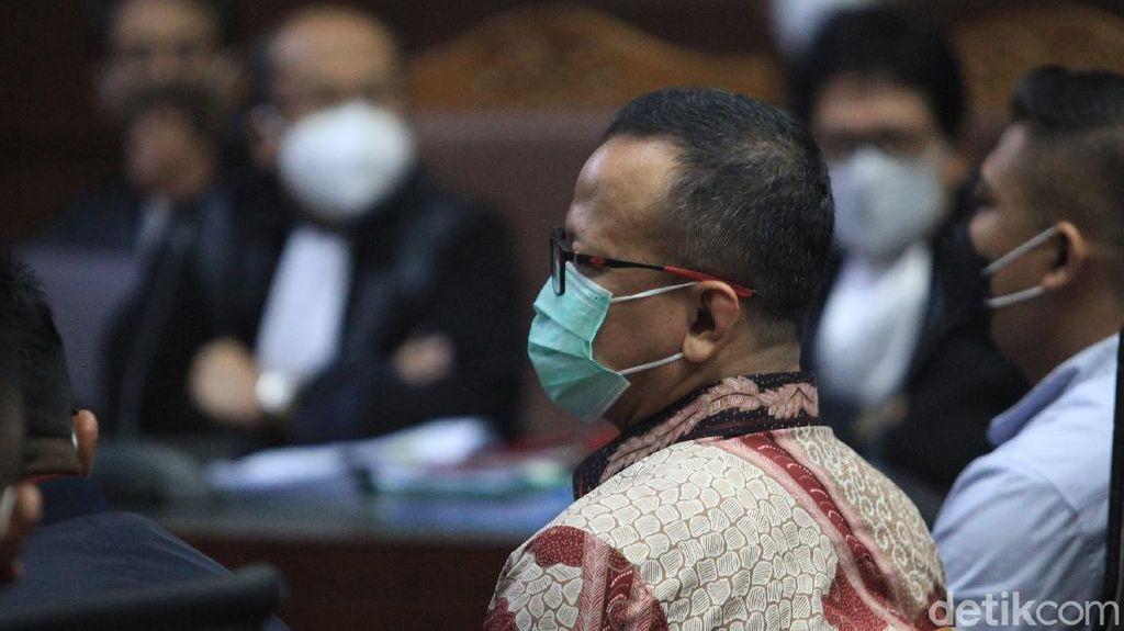 Prabowo Disebut Terkait Kargo Ekspor Benur, Edhy: Tidak Benar!