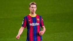 De Jong: Barcelona Bisa Menangi Apapun Musim Ini