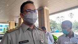 Anies Anjurkan Warga Jakarta di Rumah Saja Akhir Pekan Ini