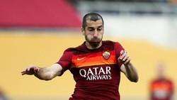 Sumpah Mkhitaryan agar Roma Jadi Protagonis