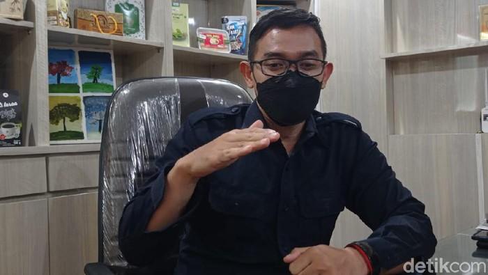 Humas Pemkot Surabaya Febriadhitya Prajatara