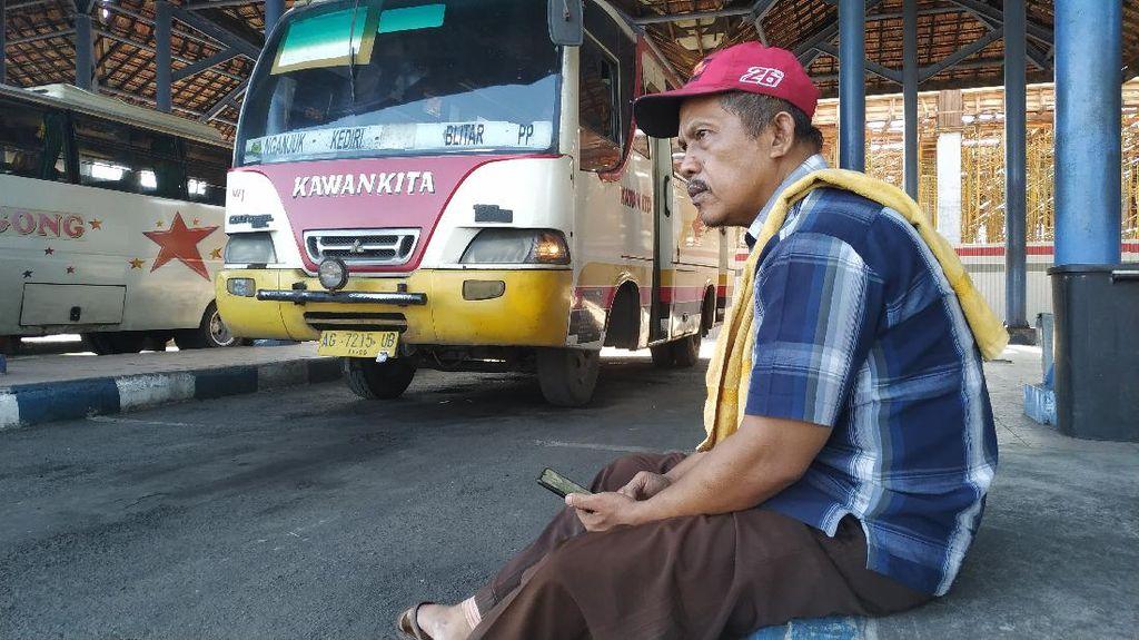 Keluh Kesah Sopir Bus hingga Organda Megap-megap Adanya Larangan Mudik