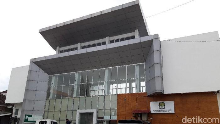 Kantor KPU Boyolali, Rabu (28/4/2021).