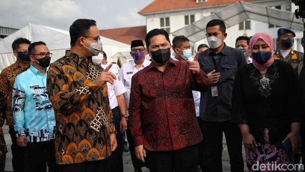 Diharapkan itu dapat mengokohkan Jakarta sebagai salah satu destinasi pariwisata paling bersejarah di Indonesia.