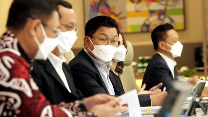 PT Bank Mandiri Tbk (Persero) berhasil mencetak laba bersih Rp 5,9 triliun pada kuartal I-2021.