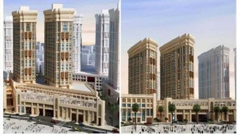 Hotel di Mekah yang dikelola archipelago international.