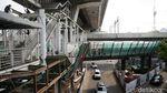 Melihat Progres Terkini Pembangunan Skybridge CSW