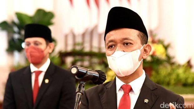 Nadiem Makarim dan Bahlil Lahadalia resmi mengemban jabatan baru di Kabinet Indonesia Maju.
