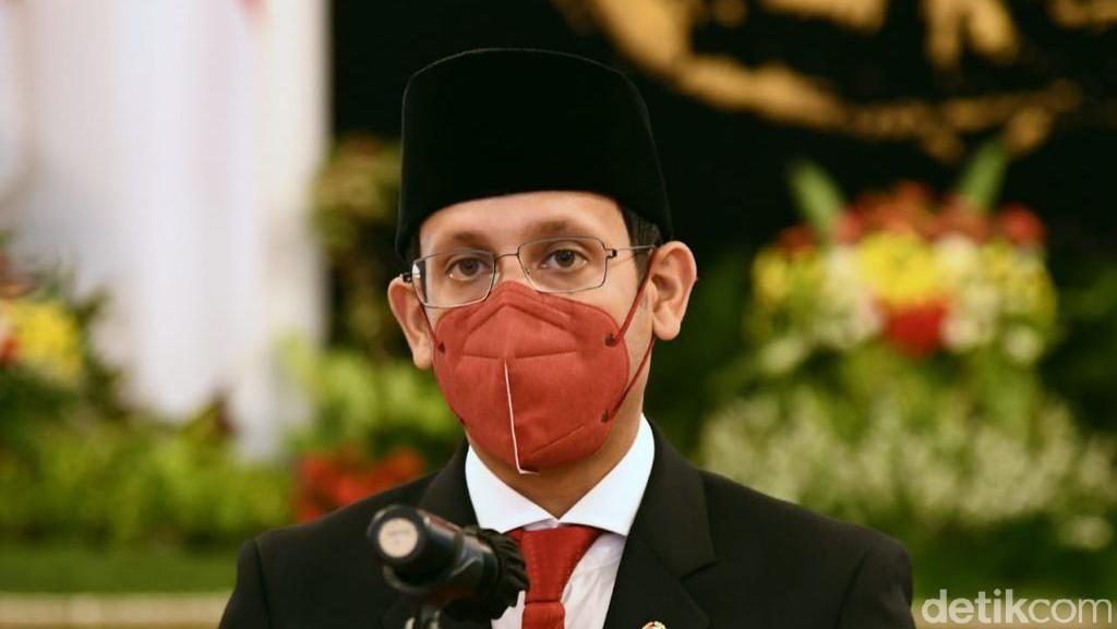 Happy Ending untuk Nadiem usai Badai Isu Reshuffle