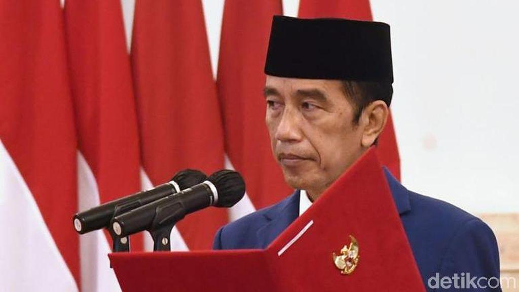 Jokowi Lantik Rusdi Mastura-Mamun Amir Jadi Gubernur-Wagub Sulteng