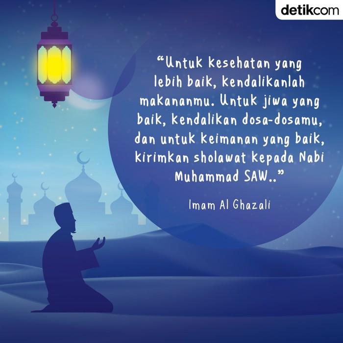 Mutiara Ramadhan Imam Al Ghazali