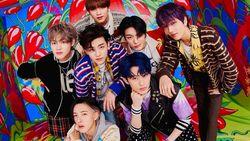NCT Dream Rajai Chart iTunes Dunia Lewat Hot Sauce