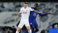 Susunan Pemain Chelsea vs Real Madrid: Ramos dan Hazard Jadi Starter
