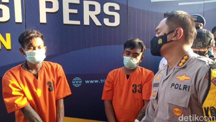 Pedagang Bunuh Preman di Cirebon