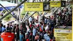 Foto Populer Sepekan: Pelaku Takjil Sianida Ditangkap-Mudik Lokal Dilarang