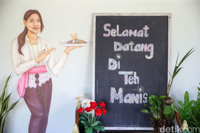 Teh Manis: Makanan Rumahan ala Warteg Racikan Tamara Bleszynski