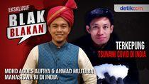 Blak-blakan COVID-19 India: Aktor Bollywood Berdonasi - Orang Kaya ke LN