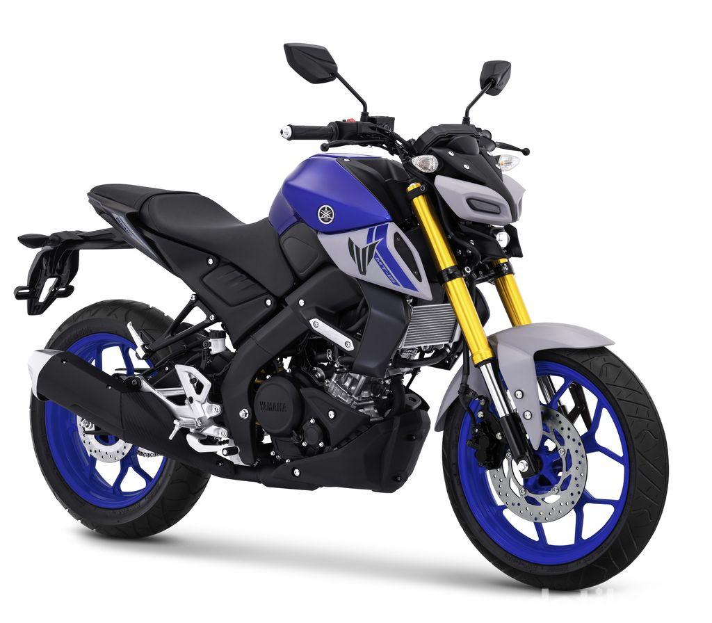 Yamaha MT-15 warna baru