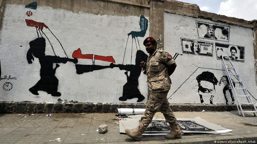 Arab Saudi dan Iran Mendekat Demi Damaikan Yaman