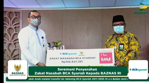 Baznas & BCA Syariah