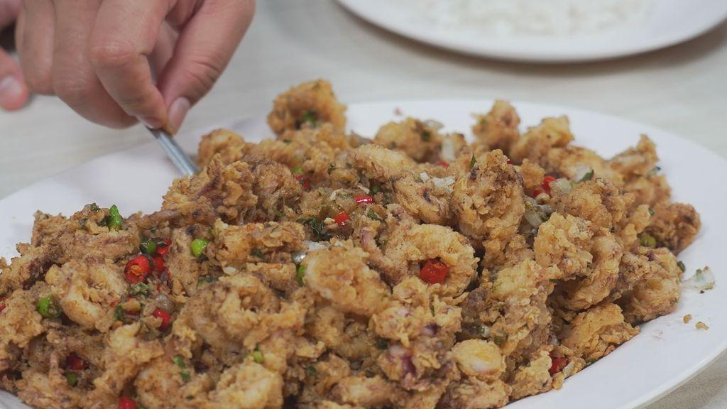 Bikin Laper! Ada Hadiah Rp500 Ribu untuk Kamu yang Nonton Dimas Beck Makan Seafood