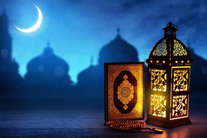 Bulan ramadhan, lailatul qadar