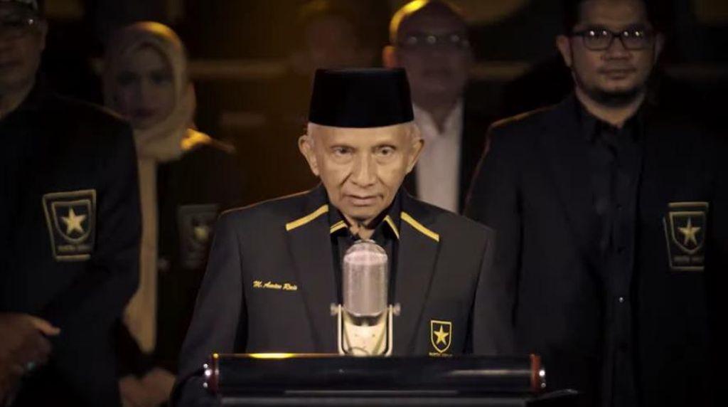 Muncul Hoax Amien Rais Meninggal, Partai Ummat: Keji Banget!
