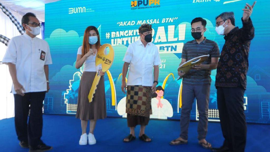 Gelar Akad KPR Massal di Bali