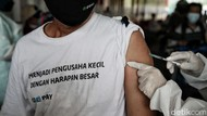 Pemulihan Ekonomi RI Dibayangi Terbatasnya Vaksin COVID-19