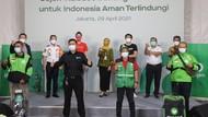 Gojek Hadirkan 1.500 Vaksin/Hari untuk Puluhan Ribu Driver di Jakarta