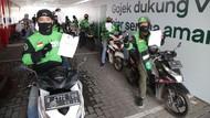Usai Divaksin, Mitra Driver Gojek Akui Merasa Lebih Aman dan Sehat