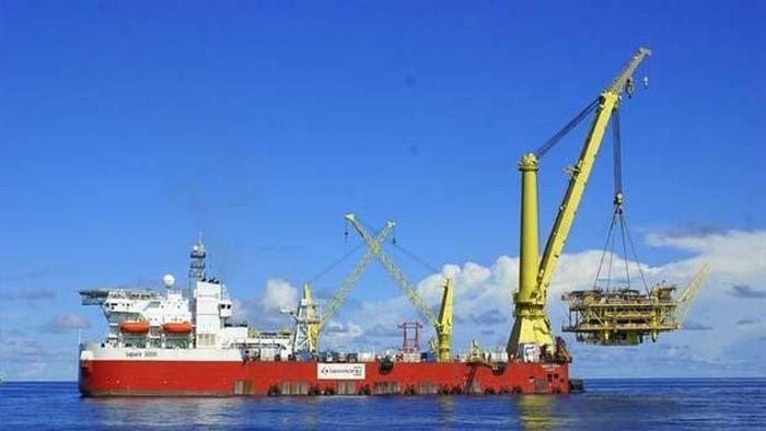 Kapal selam KRI Nanggala-402 akan diangkat setelah ditemukan tenggelam di perairan Bali dengan kedalaman sekitar 800 meter. Kapal yang digunakan untuk mengangkat kapal tersebut ialah Kapal Timas DSV 1201.