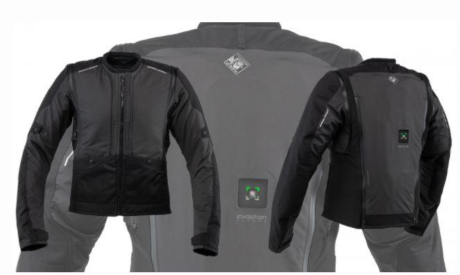 Jaket atau rompi airbag