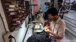 Jelang Lebaran, Permintaan Baju Muslim Meningkat