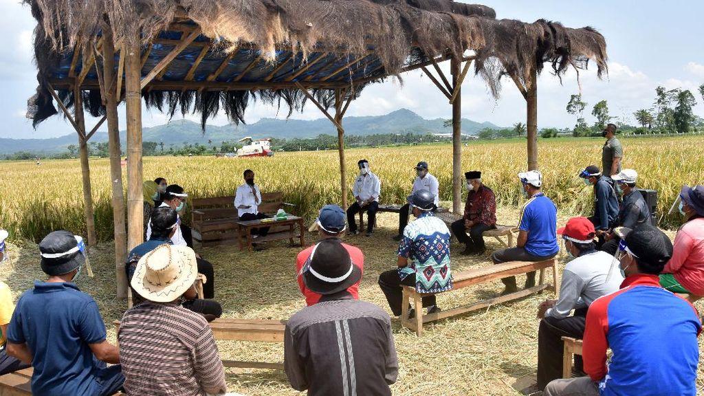 Saat Petani Malang Diminta Tanya Jokowi, Tapi Malah Minta Truk