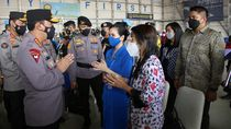 Kapolri Fasilitasi Putra-putri Kru KRI Nanggala-402 yang Ingin Jadi Polisi