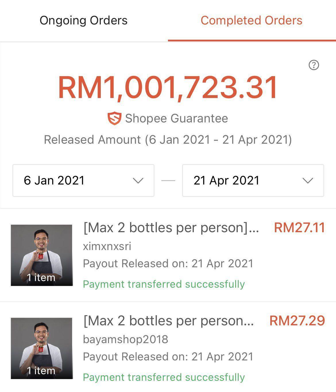 Keren! Jualan Sambal Online, Pria Ini Hasilkan Rp 3,5 M Dalam 3 Bulan