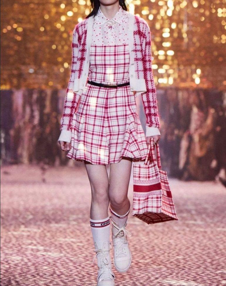 Koleksi Fall Dior 2021