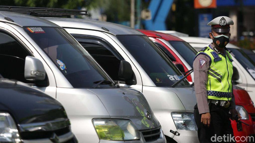 Alasan Polisi Tindak Travel Gelap Sebelum Larangan Mudik