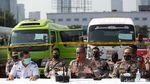 Nekat Bawa Pemudik, 115 Kendaraan Travel Gelap Diamankan Polisi