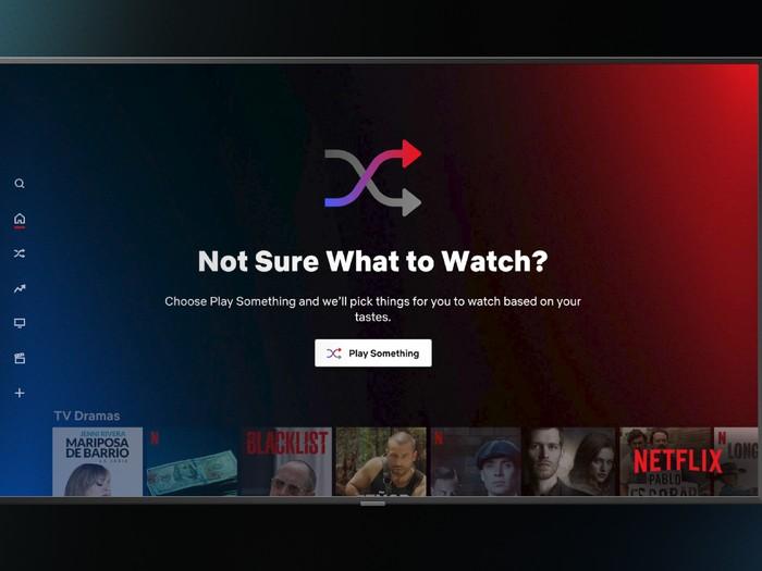 Netflix rilis fitur Play Something secara global