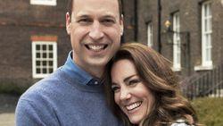 Kate Middleton & Pangeran William Mesra di Ultah Pernikahan, Cuma Akting?