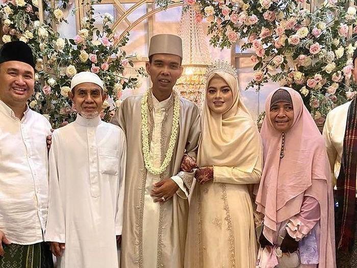 Pernikahan UAS