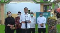 Jokowi Minta Kerusakan Dampak Gempa Malang Segera Diperbaiki